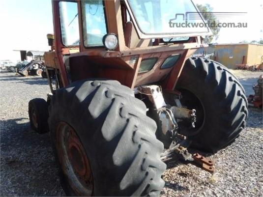 Massey Ferguson 1155 2WD farm machinery for sale Western