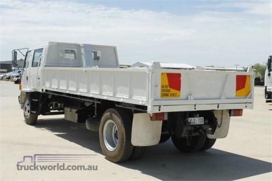1993 Isuzu Fsr 750 Dual Cab Tipper Truck For Sale Adelaide