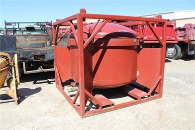KEITH HUBER 630 GAL  VOLUME TANK Other Auction Results - 1 Listings
