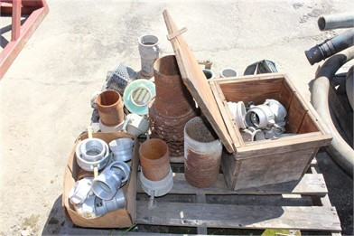 PALLET OF PUMP ATTACHMENTS Other Auction Results - 1