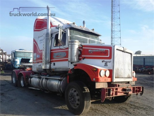 2010 Western Star 4800 Series - Wrecking for Sale