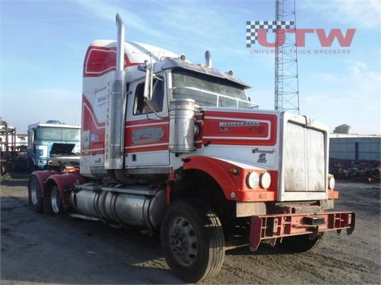 2010 Western Star 4800 Series Universal Truck Wreckers - Wrecking for Sale