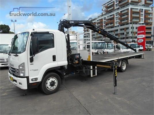 2016 Isuzu FSD 140 260 Crane Truck truck for sale Suttons ...
