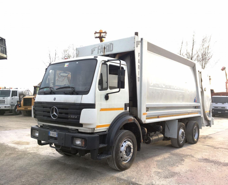 Mercedes-Benz 2324 Usato