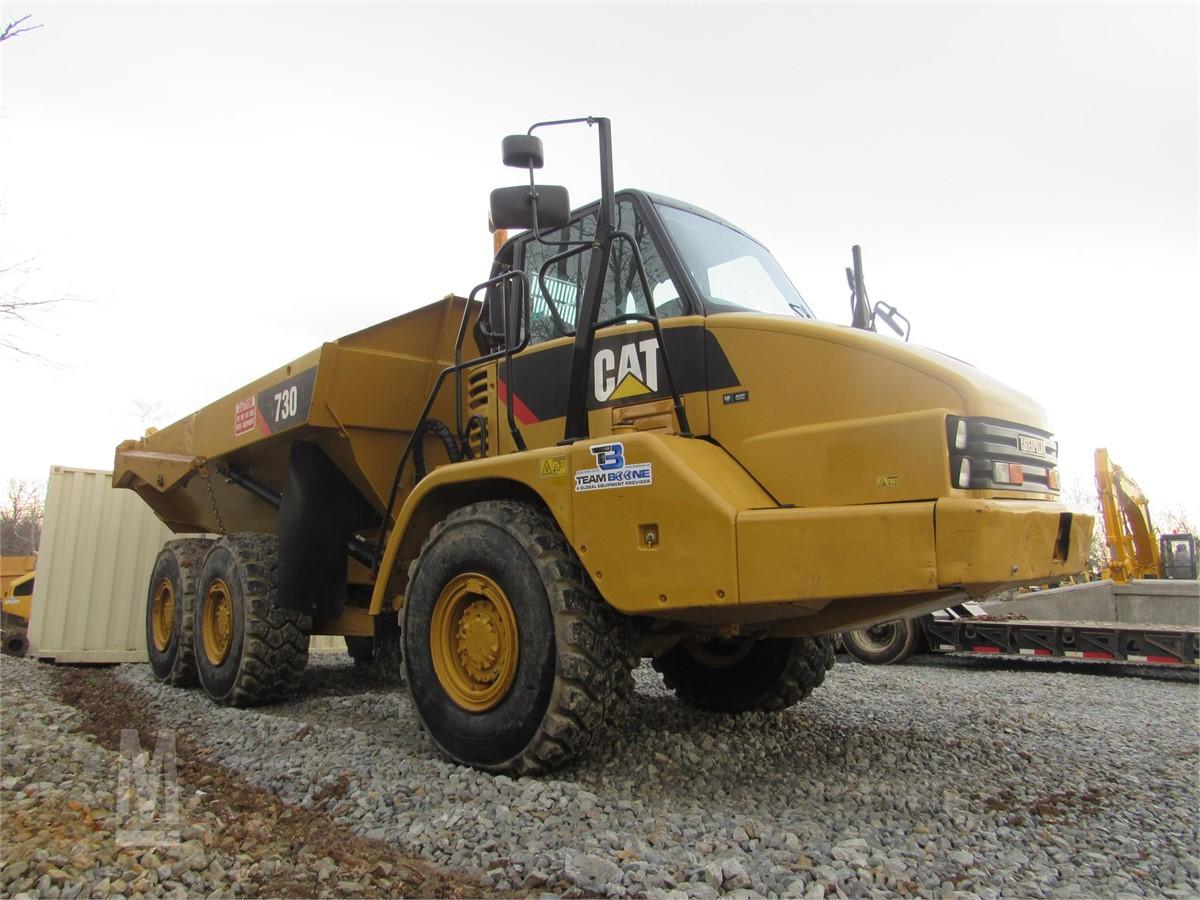 2013 CAT 730 For Sale In Bardstown, Kentucky