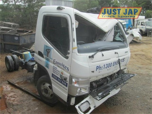 2012 Mitsubishi Canter FE83 Just Jap Truck Spares - Wrecking for Sale