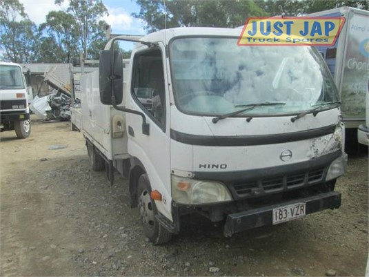 2005 Hino Dutro Just Jap Truck Spares - Wrecking for Sale
