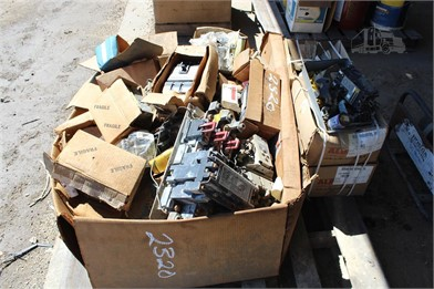 PALLET OF ELECTRICAL MISC Other Auction Results - 1 Listings