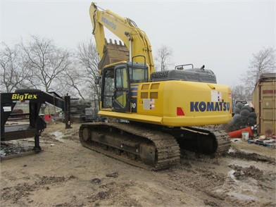 KOMATSU Construction Equipment For Sale In Houston, Texas - 320