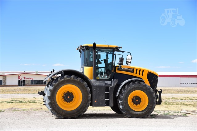 2018 JCB FASTRAC 8330 For Sale In Friona, Texas | TractorHouse com au