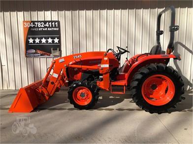 KUBOTA L2501 For Sale In West Virginia - 20 Listings