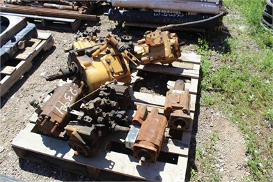 PALLET OF HYDRAULIC PUMPS Other Auction Results - 2 Listings