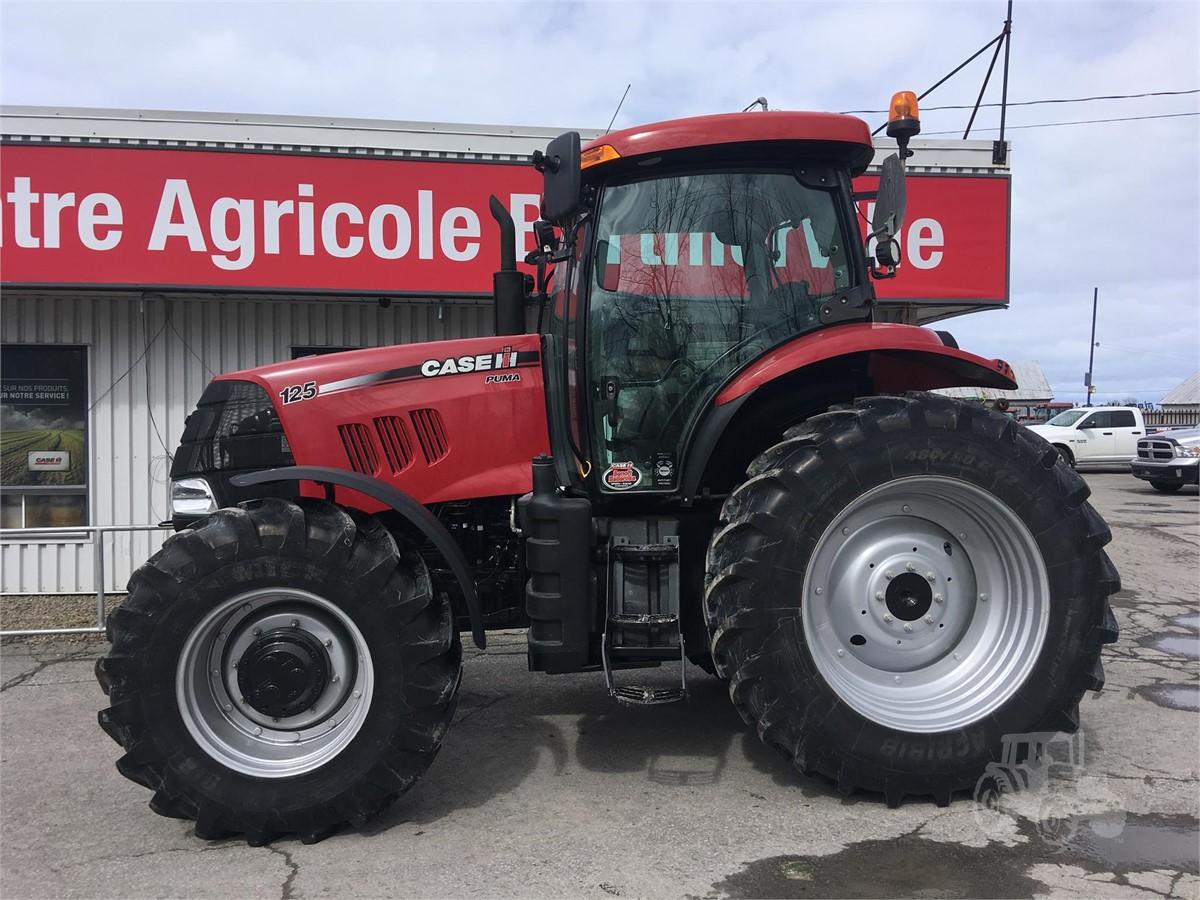 100% wysokiej jakości najlepiej tanio sprzedaż online 2011 CASE IH PUMA 125 For Sale In Berthierville, Quebec Canada