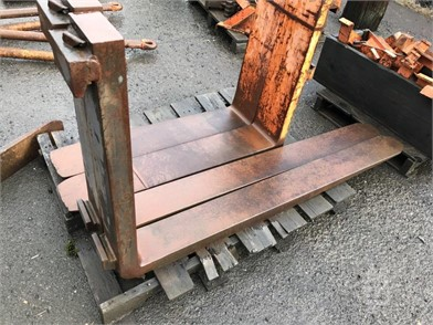 STEEL FORK LIFT FORKS   Other Auction Results - 1 Listings