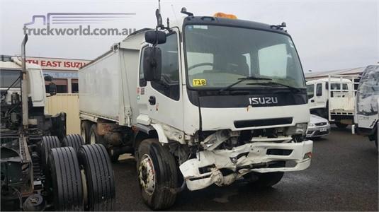 2006 Isuzu FVZ 1400 - Wrecking for Sale