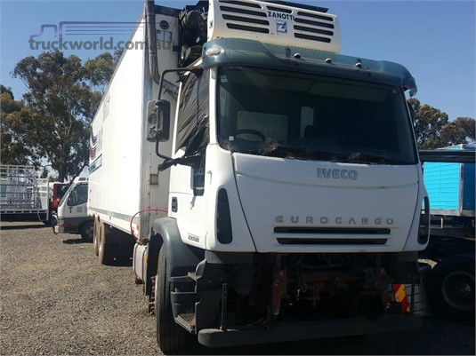 2004 Iveco Eurocargo ML180 - Wrecking for Sale