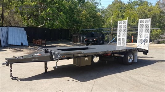 2020 FWR Single Axle Tag Trailer - Trailers for Sale