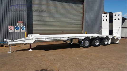 2020 FWR Tri Axle Tag Trailer - Trailers for Sale