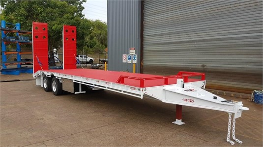 2019 FWR Tandem Axle Tag Trailer - Trailers for Sale