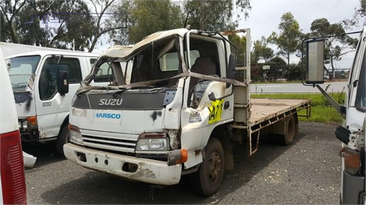 2001 Isuzu NKR - Trucks for Sale