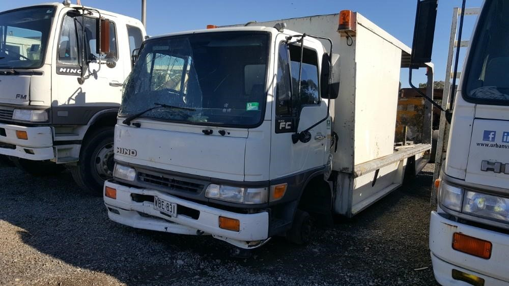 1997 HINO FC For Sale In Burton, South Australia Australia