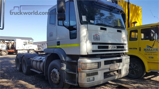 2004 Iveco Eurotech MP4500 - Trucks for Sale