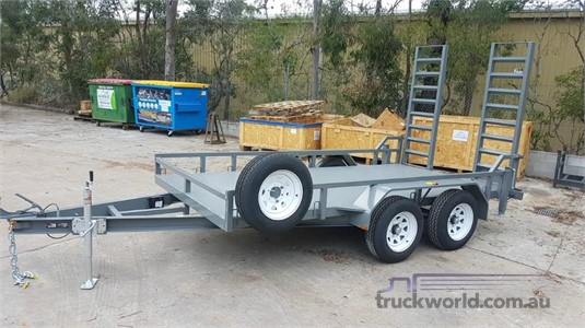 2020 FWR 3.5 Ton Plant Trailer - Trailers for Sale