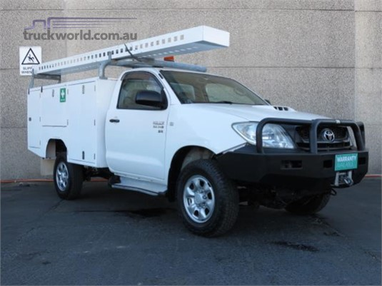 05d9d33c6a 2010 Toyota Hilux Ute light commercial for sale Billy s Cars in New ...