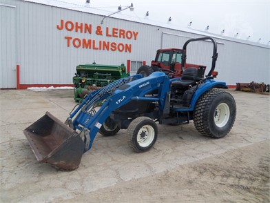 NEW HOLLAND TC35D For Sale - 13 Listings | TractorHouse com
