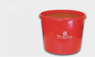 8 - 225 Lb  Wind & Rain Availa 4 Mineral Tubs Blunk Feed/Purina