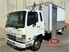2006 Mitsubishi Fighter FK5.0 Cab Chassis