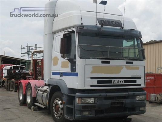 1999 Iveco Eurotech - Wrecking for Sale
