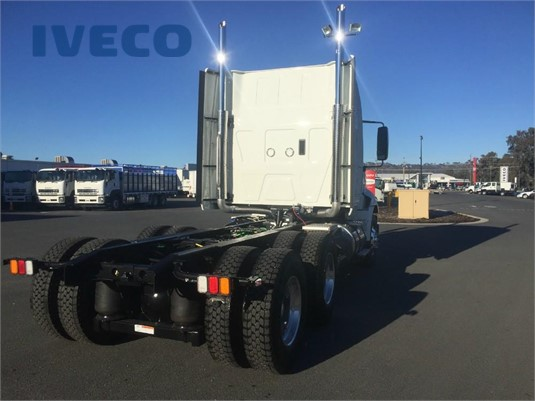 2017 International ProStar Iveco Trucks Sales - Trucks for Sale