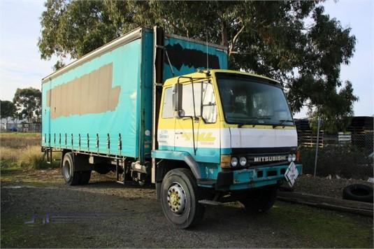 1995 Mitsubishi FM557 Coast to Coast Sales & Hire - Trucks for Sale