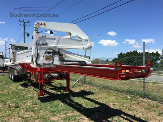 2020 Steelbro ST3 RS/Road Train Lead Side Loader Coast to Coast Sales & Hire - Trailers for Sale