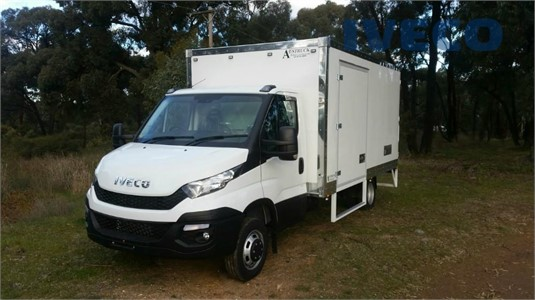 2017 Iveco Daily 50c17 Iveco Trucks Sales - Trucks for Sale