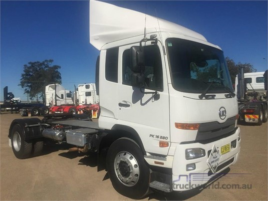 2014 UD PK16 280 Coast to Coast Sales & Hire - Trucks for Sale