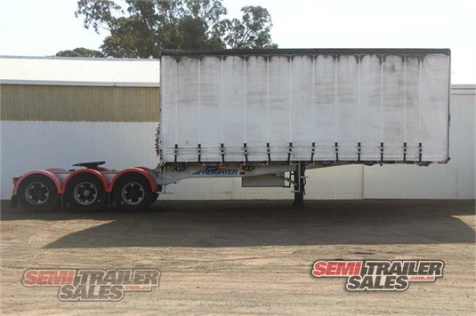 1997 Freighter Curtainsider Semi Trailer Semi Trailer Sales - Trailers for Sale