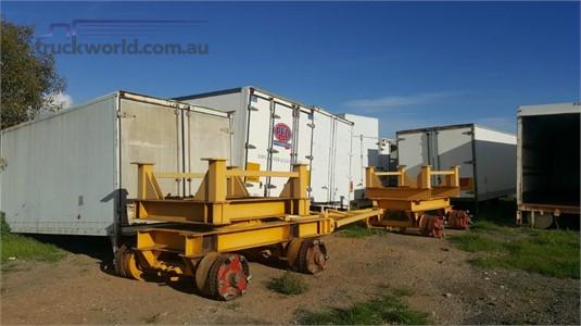 2000 UNKNOWN Fridge Body - Truck Bodies for Sale