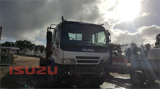 2006 Isuzu FVR Used Isuzu Trucks  - Trucks for Sale