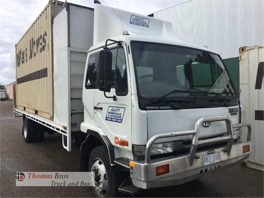 2000 UD PK220 Thomas Bros Truck & Bus - Trucks for Sale