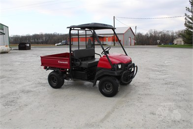 KAWASAKI MULE Auction Results - 996 Listings | TractorHouse com