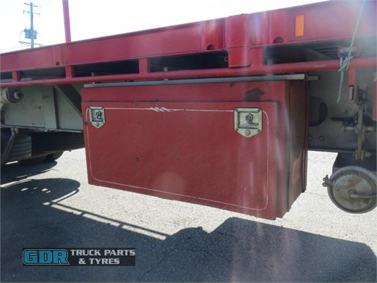 2008 Southern Cross Extendable Flat Top GDR Truck Parts - Trailers for Sale