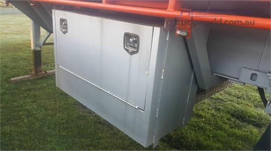 1980 Fruehauf Extendable Flat Top Trailer - Trailers for Sale