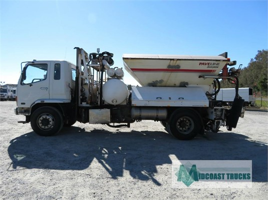 Paveline Tar Patching Body Midcoast Trucks - Truck Bodies for Sale