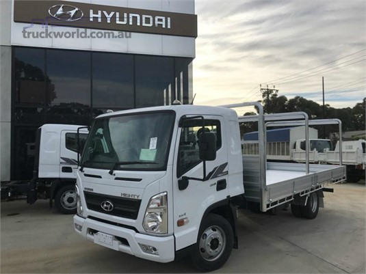 2017 Hyundai EX4CCAB - Truckworld.com.au - Trucks for Sale
