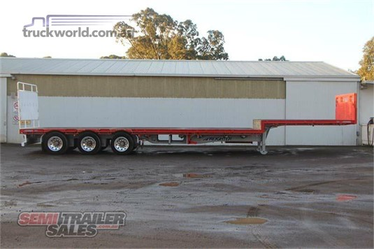 2013 Maxitrans 45FT Drop Deck Semi Trailers for Sale