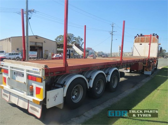 2008 Southern Cross Drop Deck Trailer GDR Truck Parts - Trailers for Sale