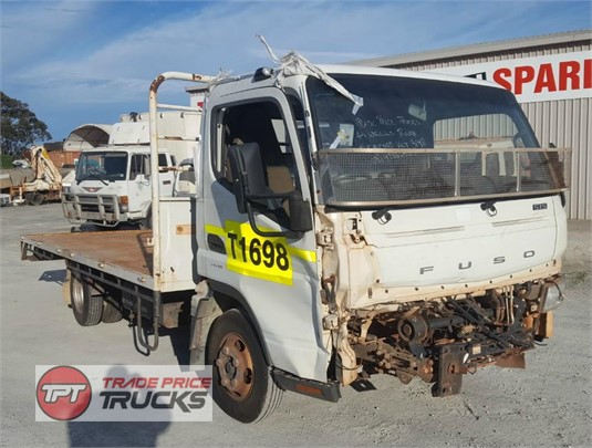 2011 Fuso Canter 515 Trade Price Trucks - Wrecking for Sale