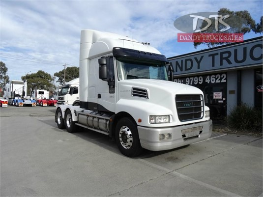 2012 Iveco Powerstar 560 Dandy Truck Sales - Trucks for Sale